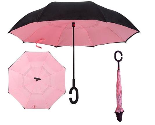 6 x leuke paraplu's voor als het regent