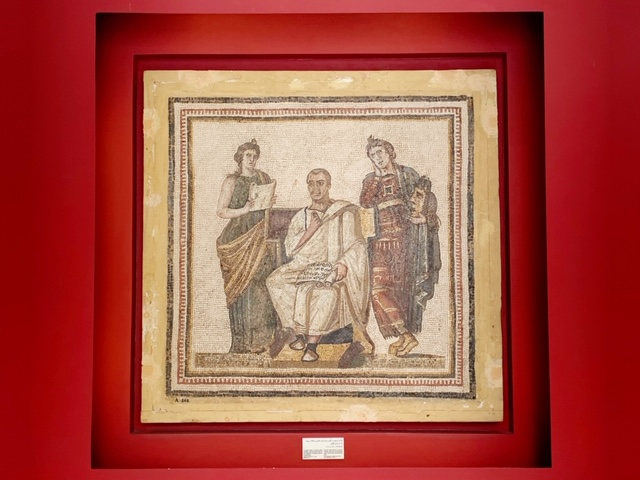 Bardo Museum Virgil