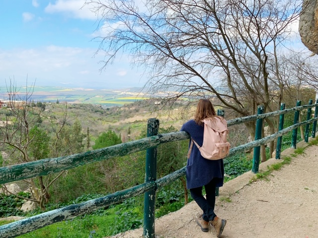 Djebba viewpoint Noord-Tunesië
