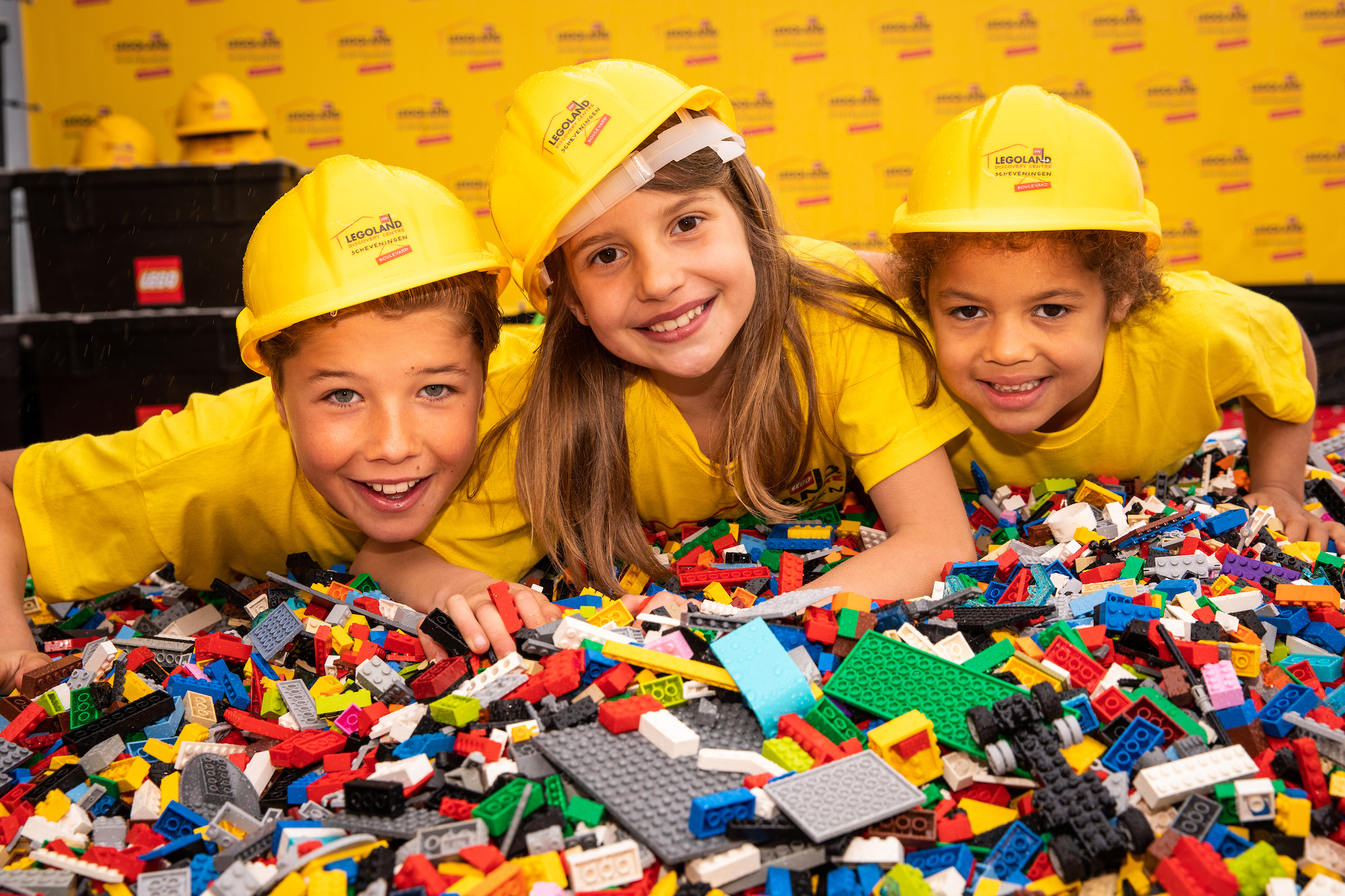 LEGOLAND® Discovery Centre in Scheveningen kinderen