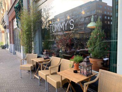 Mijn ervaring met restaurant Tommy's & Zuurveen voorkant
