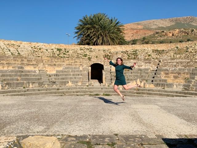 amfitheater bulla regia