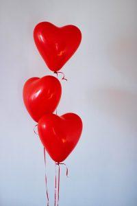 Tips voor een onvergetelijke gratis Valentijnsdag ballonnen hartjes
