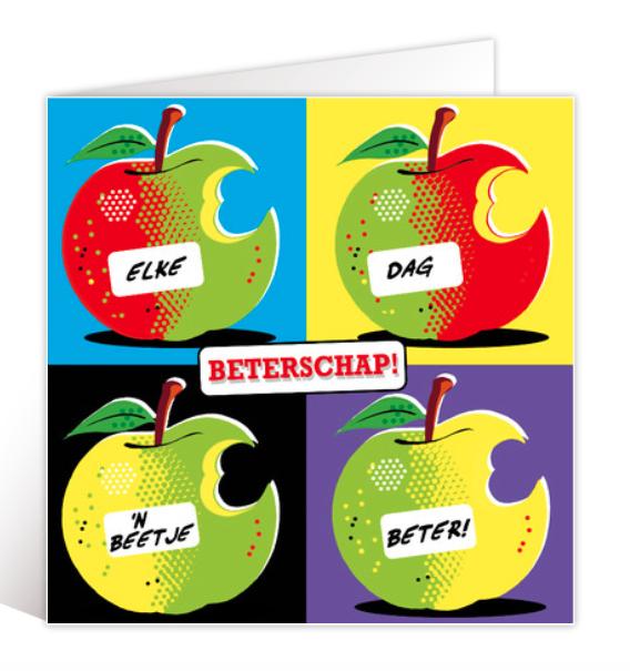 beterschapskaart appels