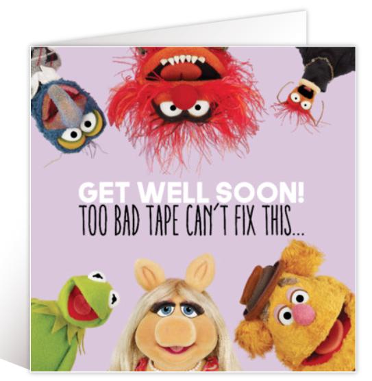 beterschapskaart muppets