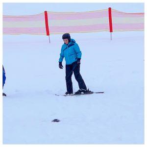 juut eerste keer skien