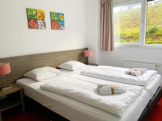 landal winterberg slaapkamer