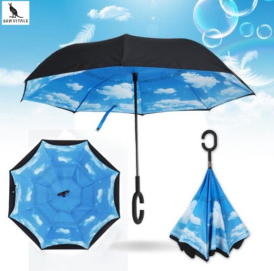leuke paraplu's voor als het regent
