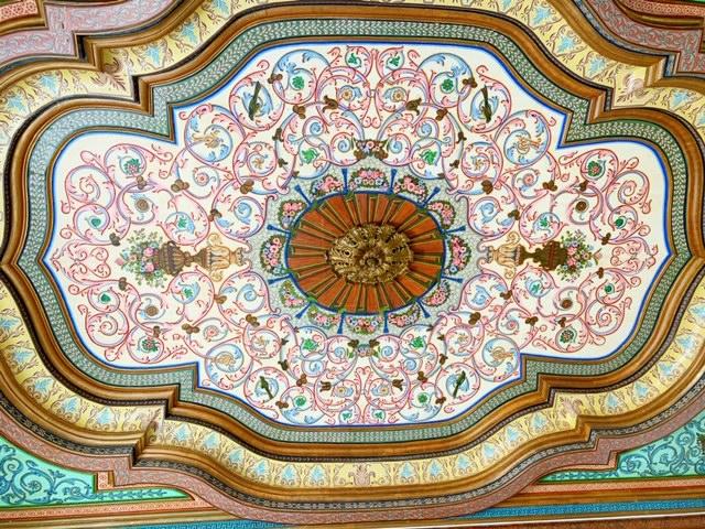 plafond museum bardo