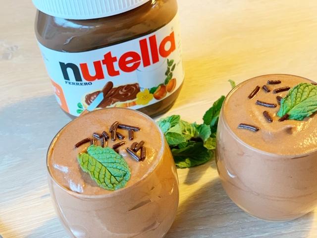 recept nutella