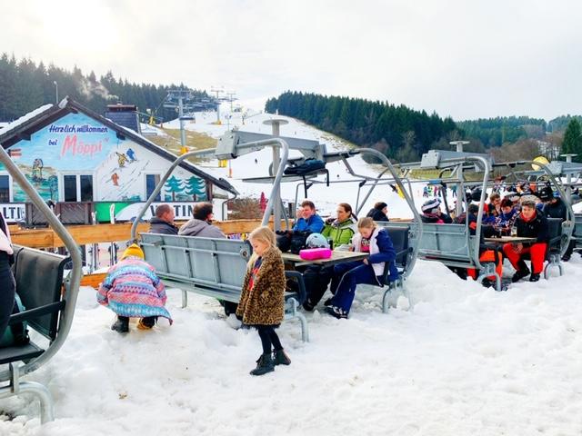 restaurantje piste winterberg