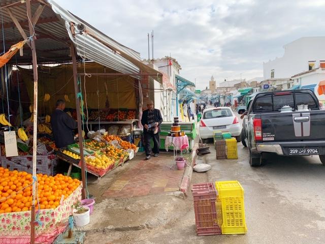 Noord-Tunesië streetview testour