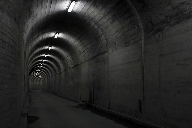 tunnel tl verlichting
