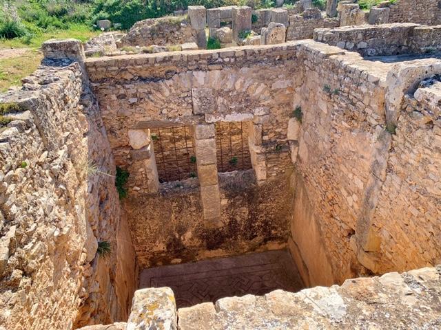 woning bulla regia Noord-Tunesië