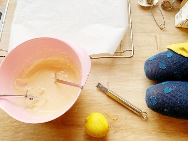 eierkoeken zelf maken