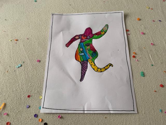 tekenles juf marit