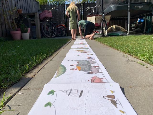 4 meter boek verhuisdieren