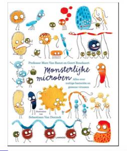 Een boek over het Coronavirus en meer...