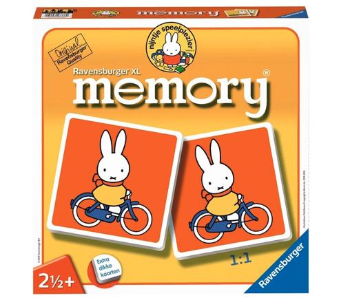 memory nijntje