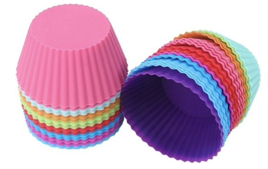 cupcake vormpjes siliconen