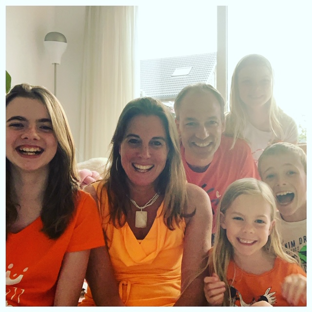 gezin koningsdag 2020
