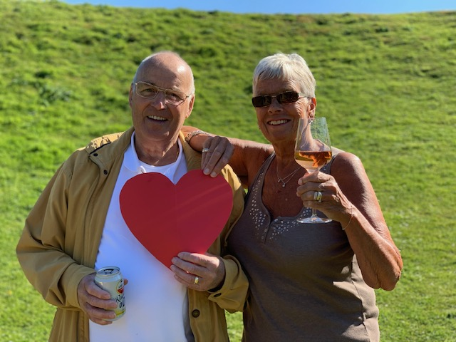 opa en oma 54 jaar getrouwd