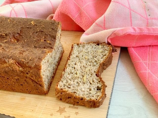 recept koolhydraatarm brood