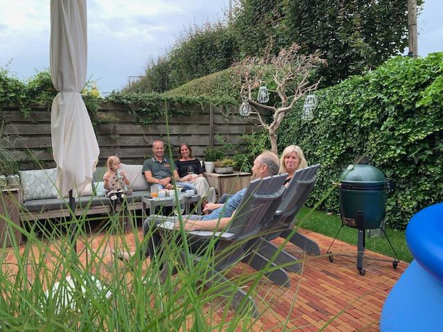 Lau en ed tuin juni 2020