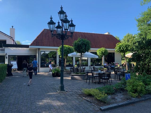 Restaurant Hof van de Koning in Heereveen