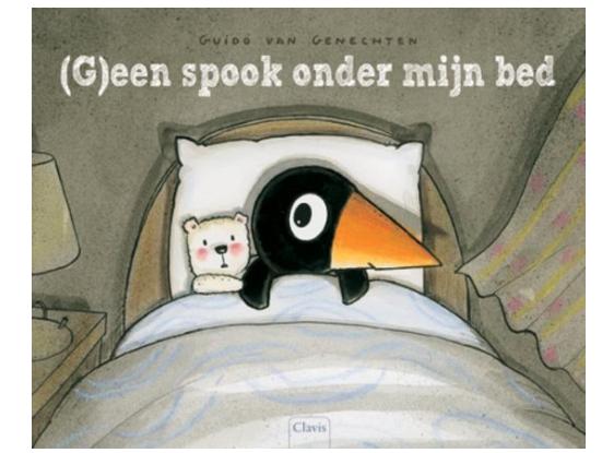 geen spook onder mijn bed