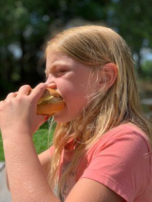 lenthe hamburger blokhut