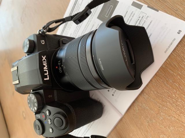 nieuwe camera panasonic lumix g90