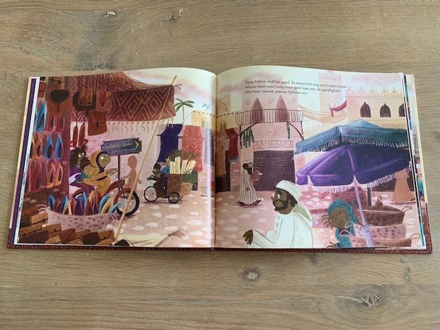prentenboek marrakech
