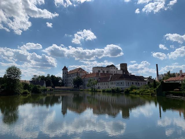 Jindrichuv Hradec kasteel