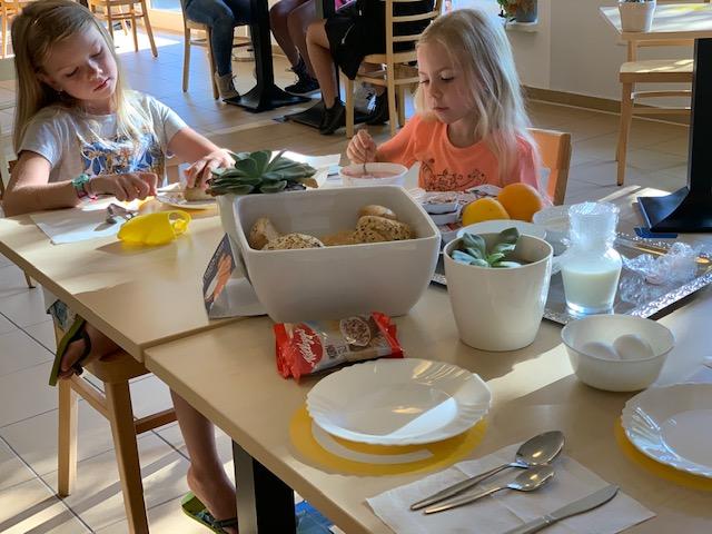 Ontbijt Weimar