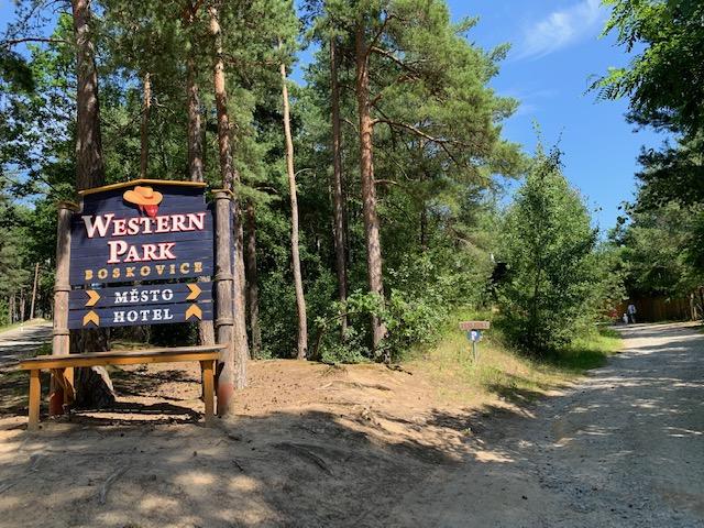 Western Park Boskovice