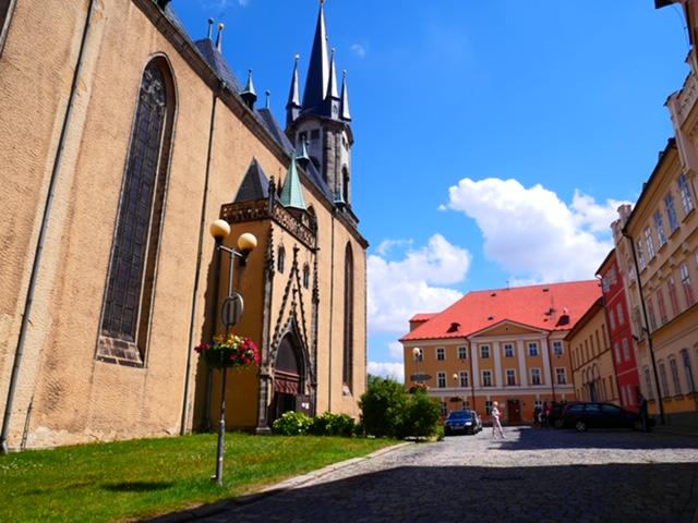 cheb kathedraal