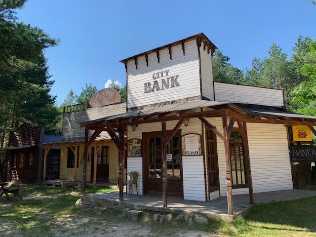 city bank western park boskovice