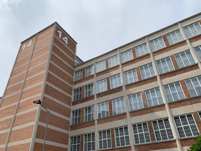 gebouw 14 bata