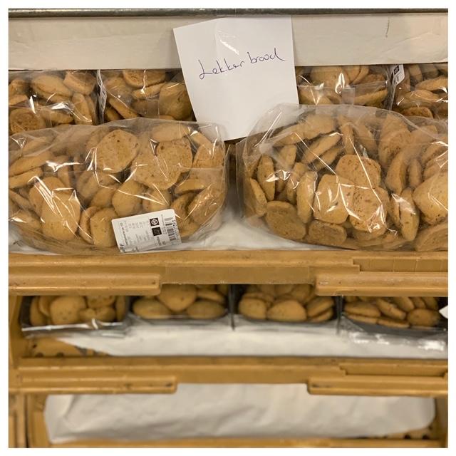 lekker brood koekjes
