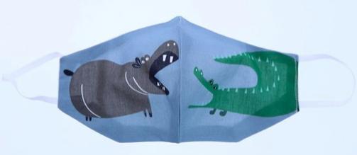 mondkapjes voor kinderen dieren