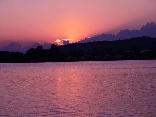 sunset lipnomeer