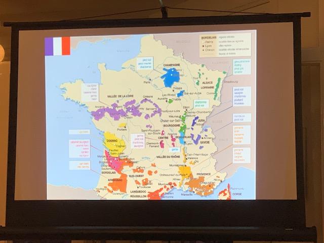 wijngebieden in frankrijk