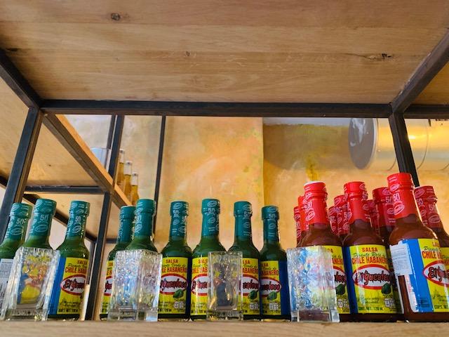 Chiapas Taco Cartel heeft nu taco tuesday! sausjes
