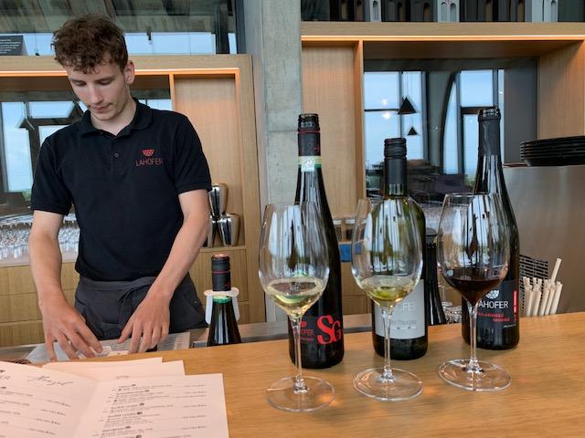 Lahofer wijn proeven en kopen Tsjechië