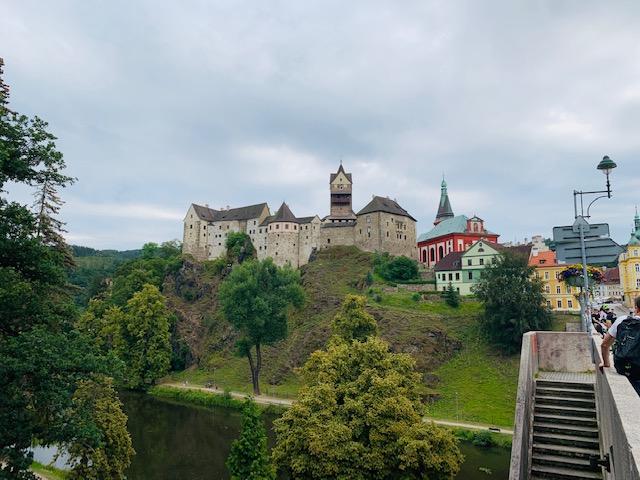 Loket kasteel Tsjechie