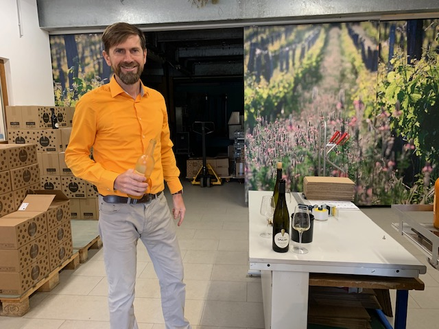 Spalek wijnhuis tsjechië eigenaar