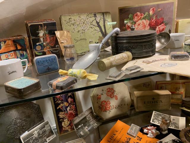 binnen in choco museum kutna hora