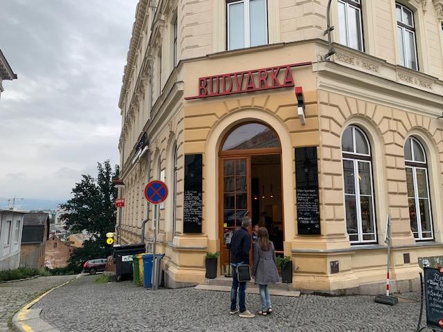 budvar restaurant