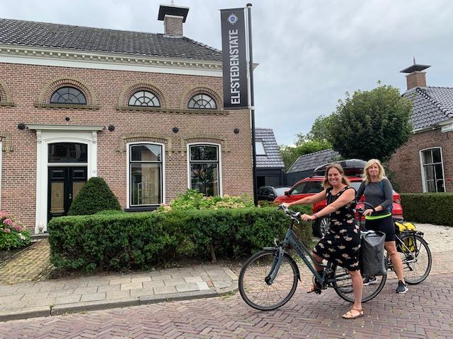 Mijn ervaring met de Elfstedentocht fietsen